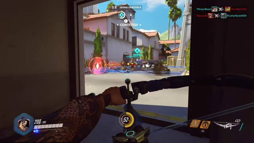 10 Best Overwatch Triple Monitor FULL HD 1920×1080 For PC Desktop 2018 free download overwatch three on screen youtube 1024x576