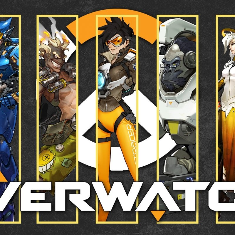 10 New Overwatch Dual Monitor Wallpaper FULL HD 1920×1080 For PC Background 2018 free download overwatch triple monitor wallpaper 5760x1080 enjoy hd 800x800