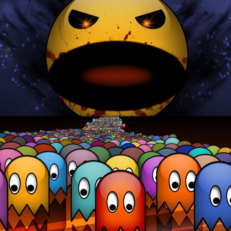 10 Latest Pac Man Wallpaper FULL HD 1080p For PC Background 2020 free download pac man images pacman hd wallpaper and background photos 39399964 800x800