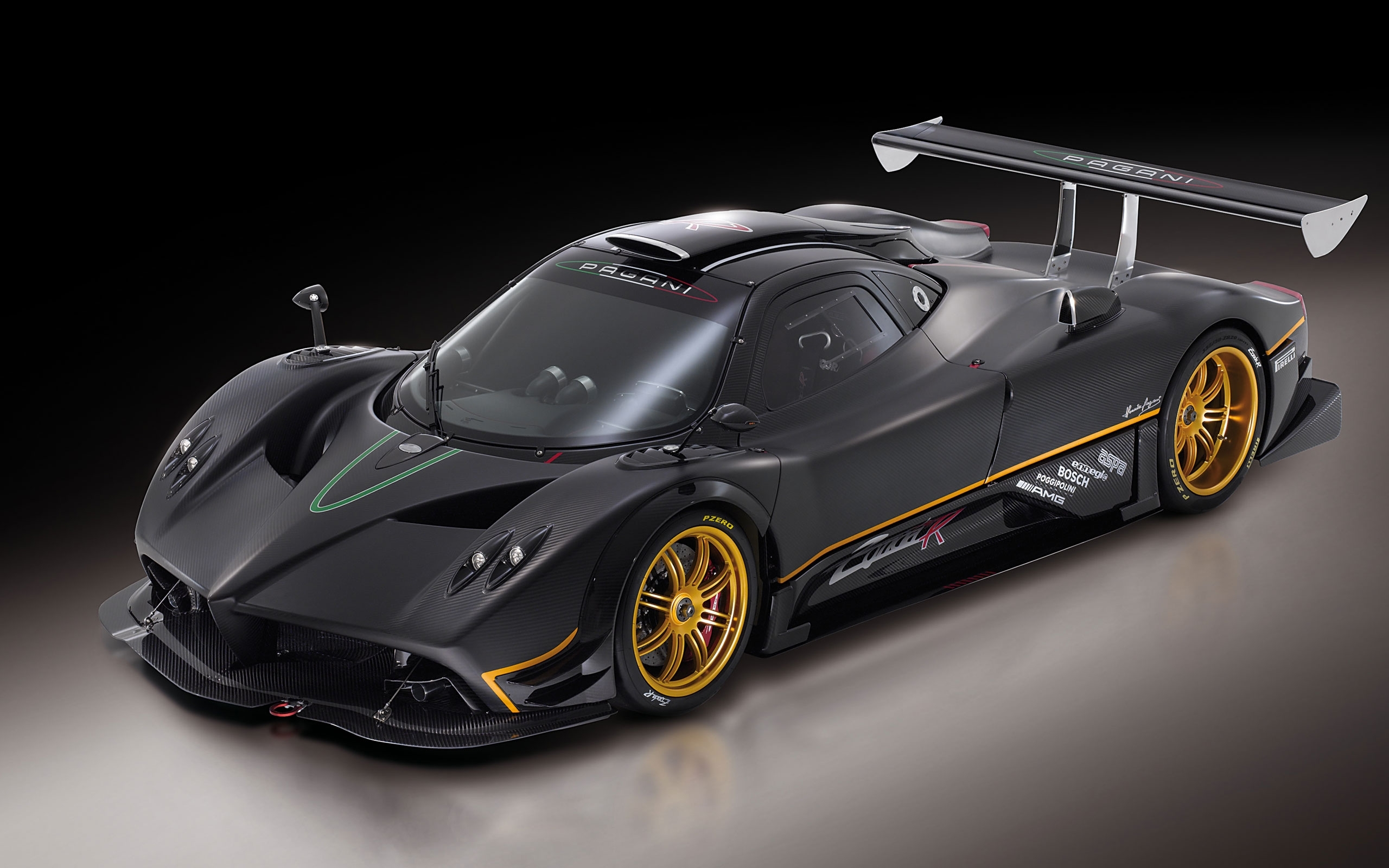 10 New Pagani Zonda R Wallpaper FULL HD 1920×1080 For PC Desktop