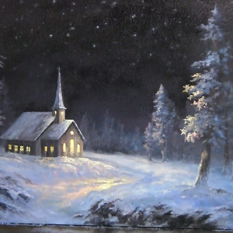10 New Snowy Christmas Scenes Photos FULL HD 1080p For PC Background 2018 free download paint with kevin hill snowy christmas youtube 800x800