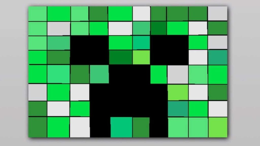 10 Most Popular Pictures Of A Creeper Face FULL HD 1080p For PC Background 2018 free download paintbrush speedart 1 creeper face minecraft draw youtube 1024x576