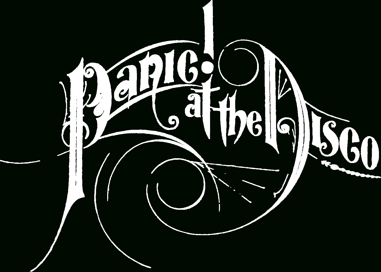 panic! at the disco logo pngcheapthrillsglmrklls on deviantart