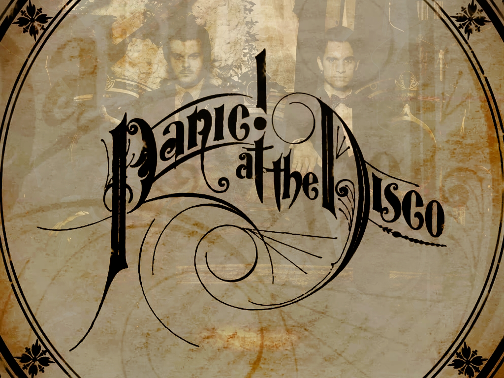 panic at the disco wallpaperpk403 on deviantart
