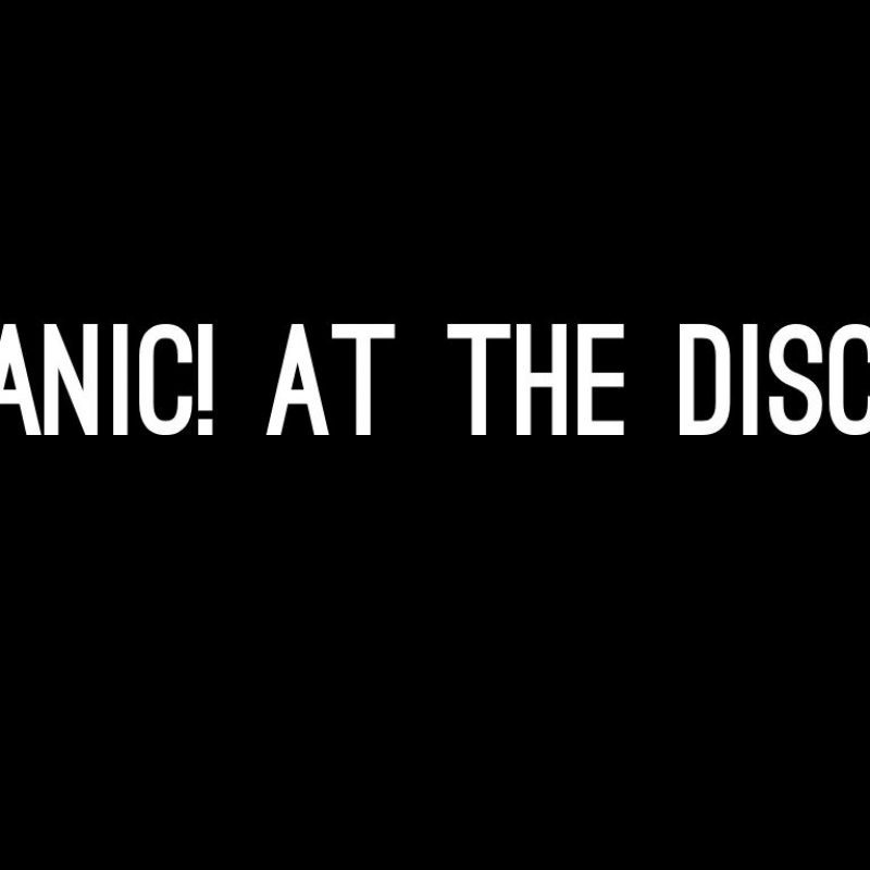 10 Best Panic At The Disco Logo Wallpaper FULL HD 1920×1080 For PC Desktop 2018 free download panic at the discohcol112956 800x800