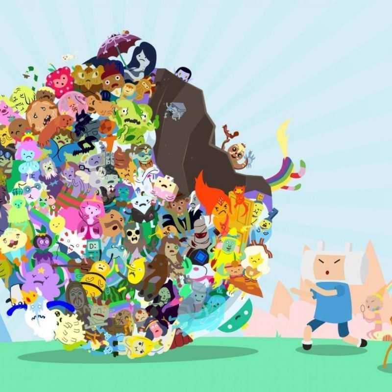 10 Latest Katamari Damacy Wallpaper 1920X1080 FULL HD 1920×1080 For PC Desktop 2020 free download parody adventure time katamari damacy wallpaper 27634 800x800