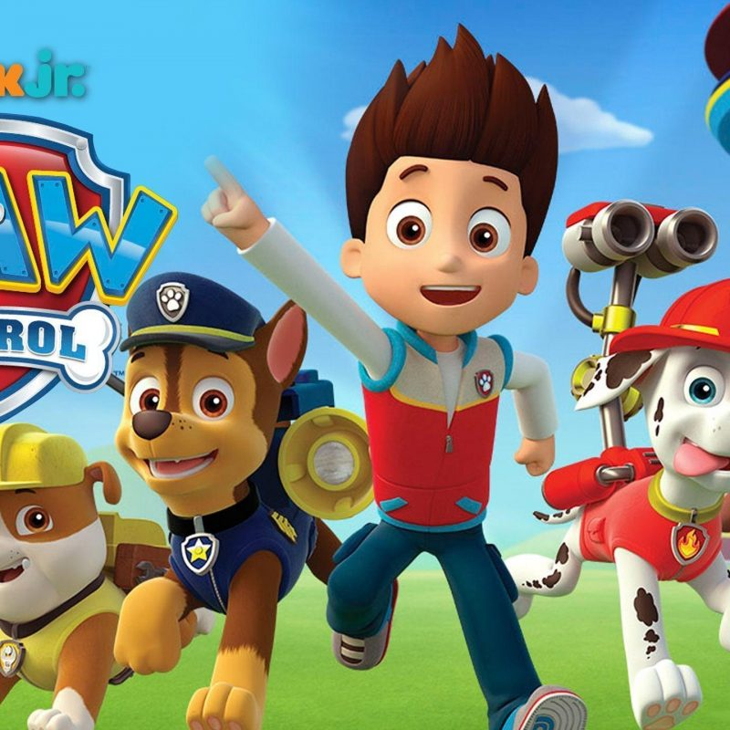 10 New Paw Patrol Desktop Wallpaper FULL HD 1920x1080 For PC 2018 Free
