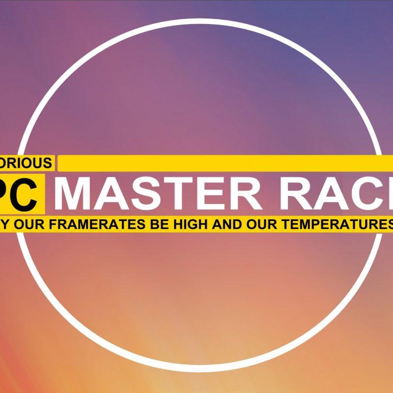 10 Best Pc Master Race Desktop Background FULL HD 1920×1080 For PC Desktop 2020 free download pc master race full hd fond decran and arriere plan 1920x1081 800x800