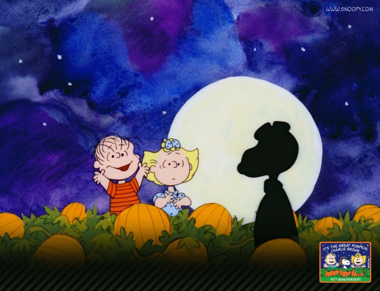 peanuts halloween wallpaper | snoopy desktops / free movie