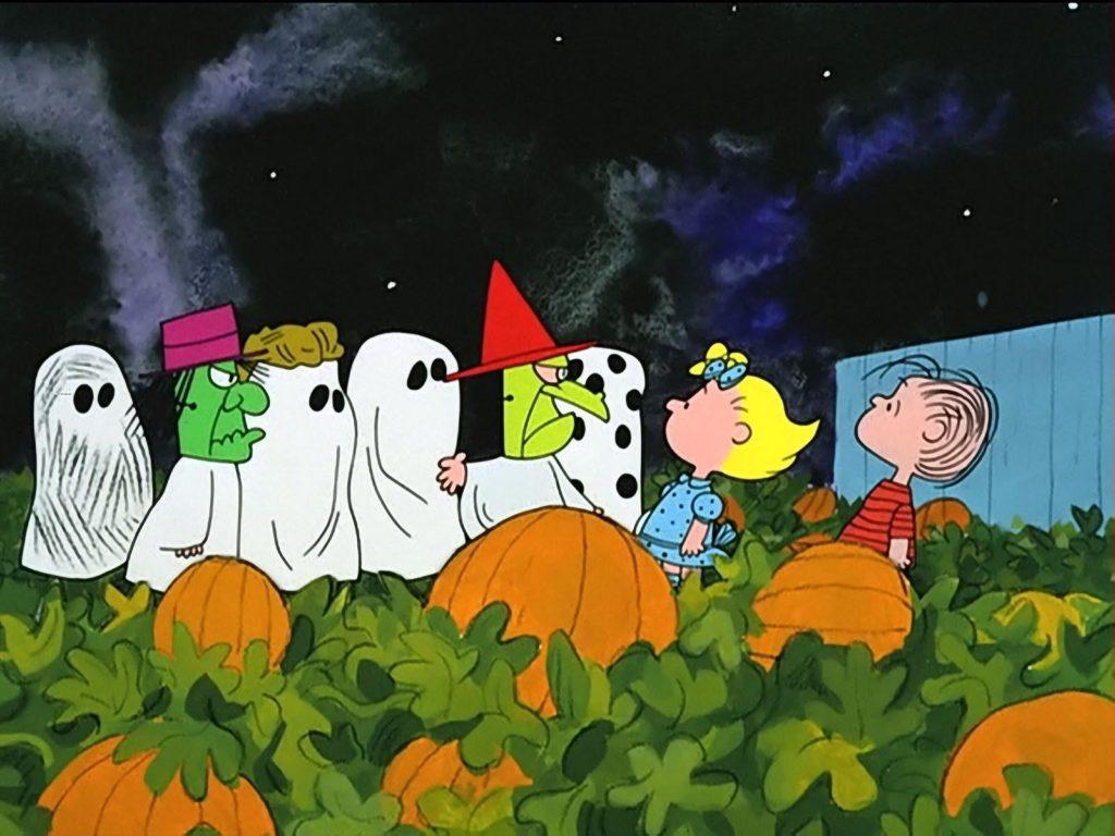 10 Best Peanuts Halloween Desktop Wallpaper FULL HD 1080p For PC Background 2021 free download peanuts halloween wallpapers wallpaper cave 1024x768