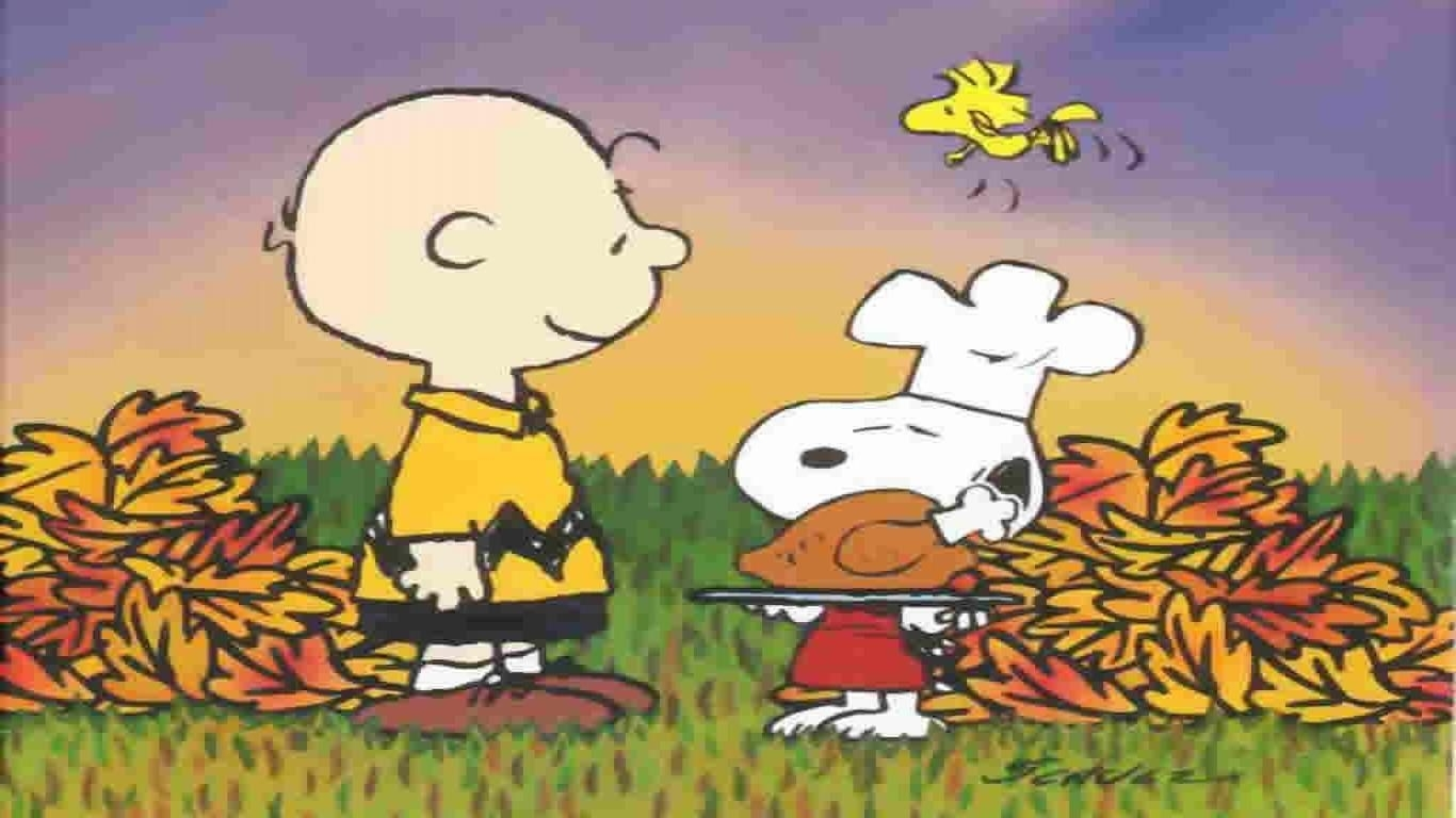 peanuts thanksgiving wallpapers wallpaper | wallpapers | pinterest
