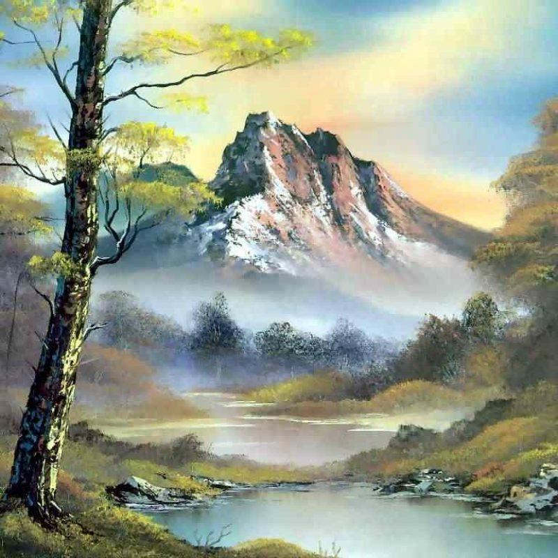 10 Top Bob Ross Desktop Wallpaper FULL HD 1080p For PC Background 2018 free download peindre un paysage realiste en 30 min slave 2 0 800x800