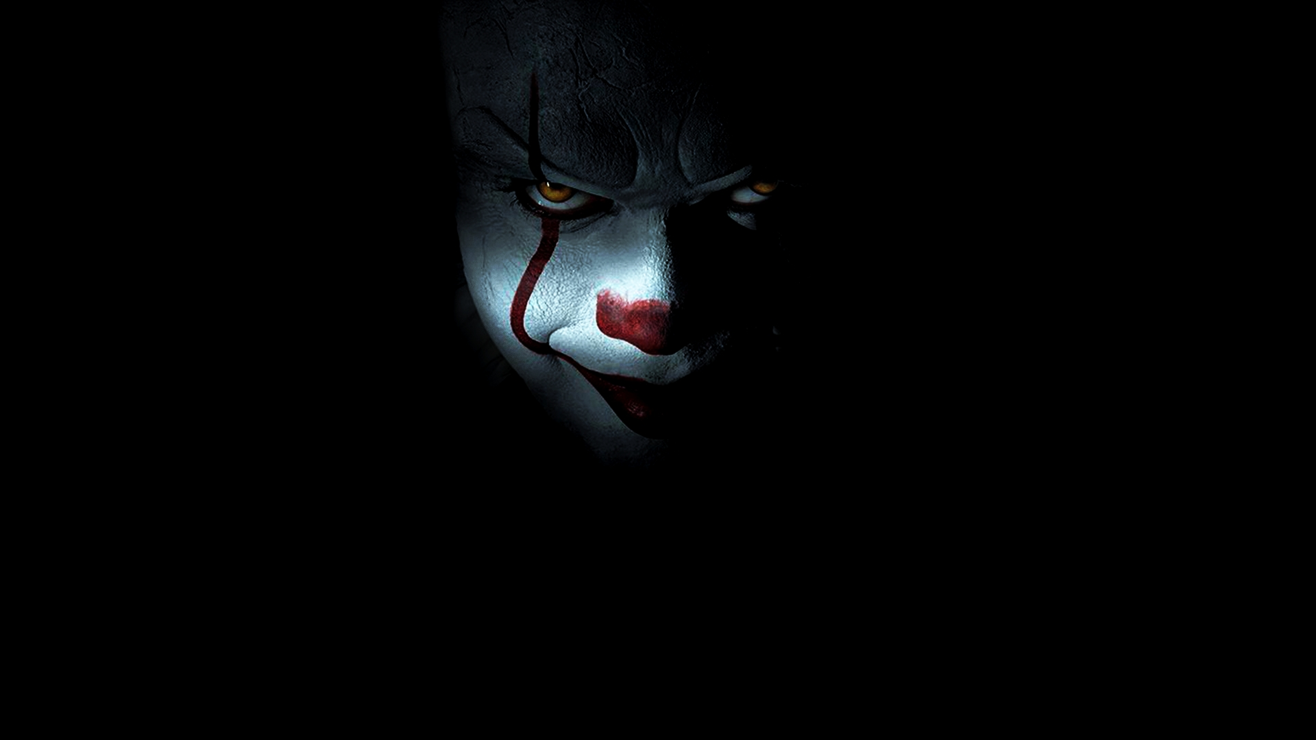 pennywise the clown full hd wallpaper and background image