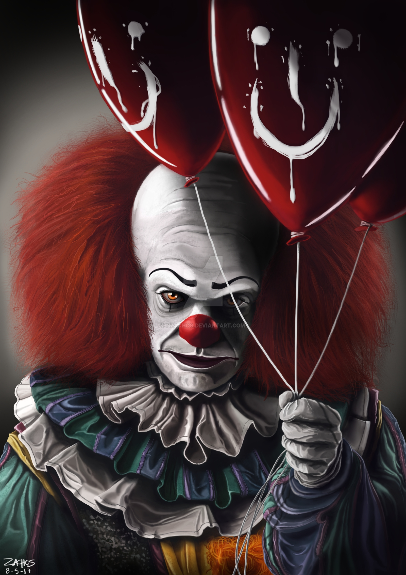 Title Pennywise The Dancing Clown Wallpapers Wallpaper Cave Dimension 1600 X 2263 File Type JPG JPEG