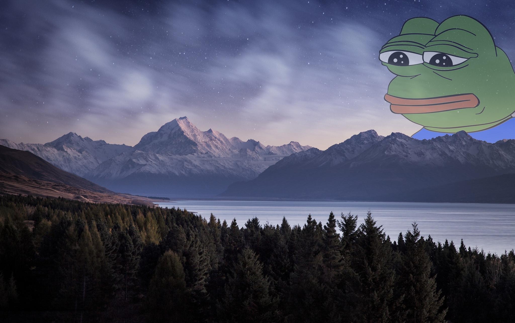 pepe meme wallpaper (72+ images)