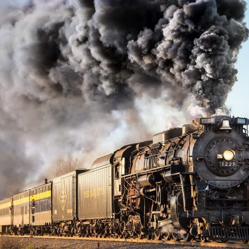 10 Best Steam Engine Wallpaper Hd FULL HD 1920×1080 For PC Background 2020 free download pere marquette railway steam locomotive no 1225 full hd wallpaper 800x800