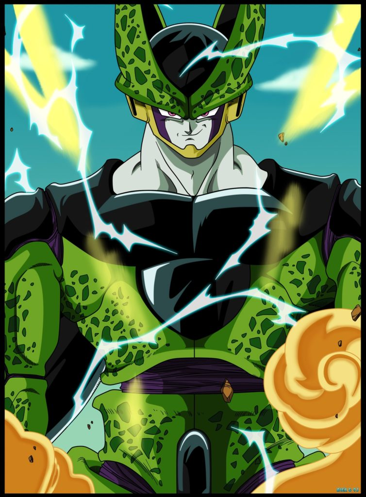 10 Most Popular Super Perfect Cell Wallpaper FULL HD 1080p For PC Background 2018 free download perfect cell dragon ball z pinterest dragon ball dragons 754x1024