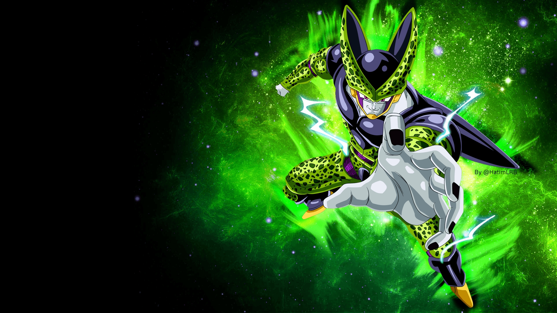 perfect cell wallpapers - wallpaper cave