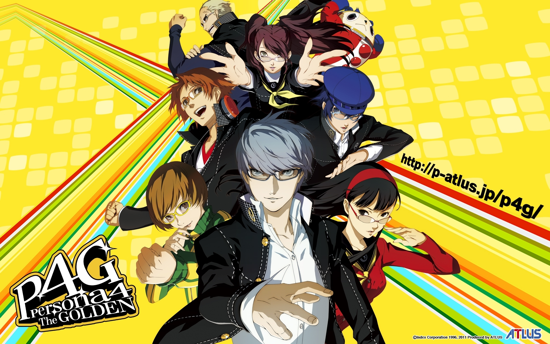 persona 4 the golden animation - leblogdegeek