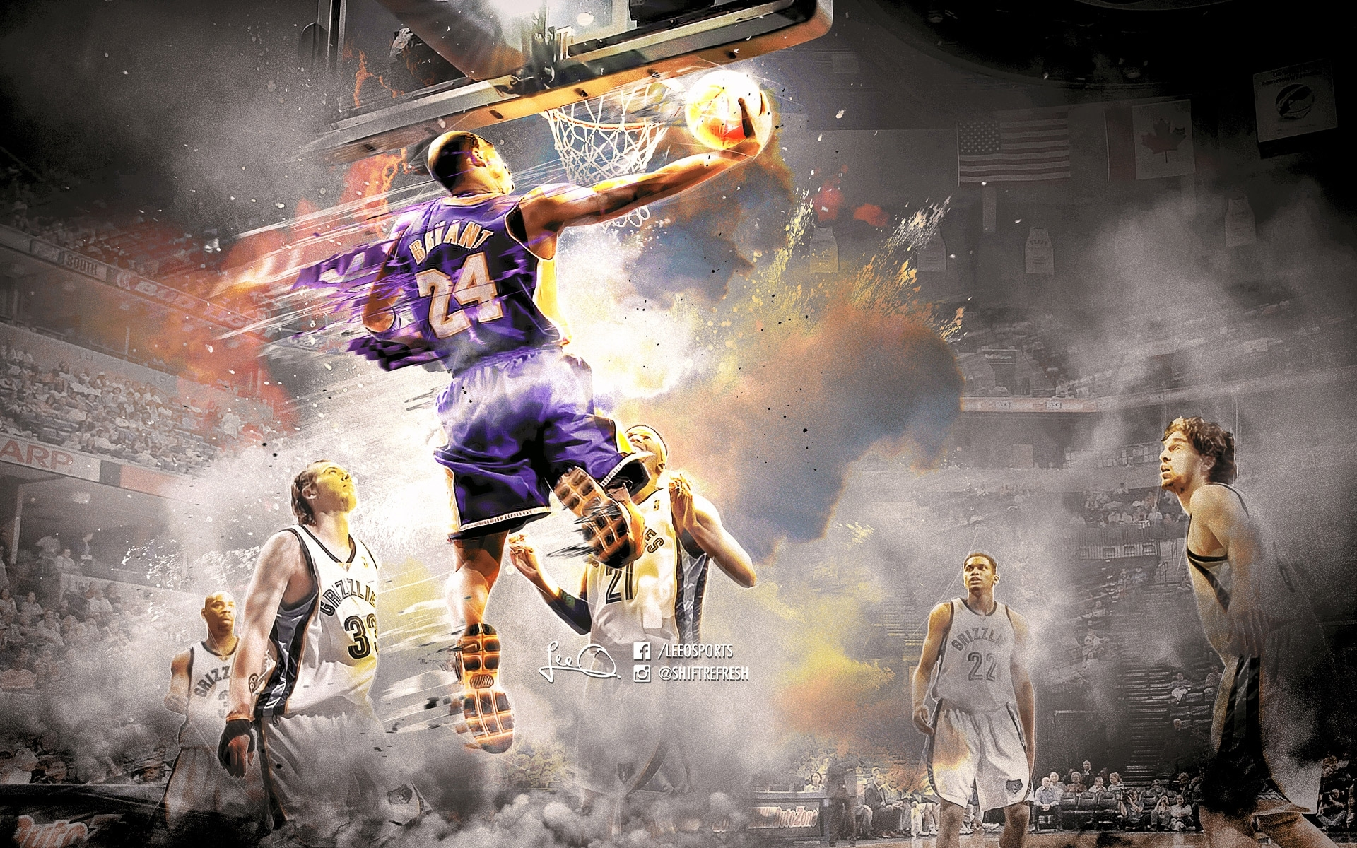 personalized kobe bryant wallpaper simple white decoration dark