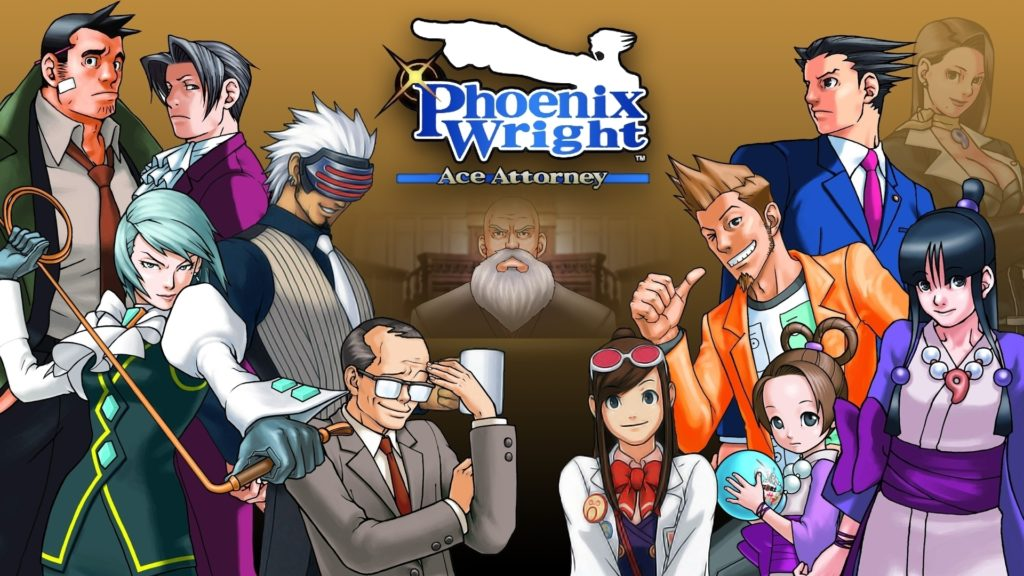 10 Top Phoenix Wright Wallpaper 1920X1080 FULL HD 1080p For PC Background 2018 free download phoenix wright images wallpaper 2 hd wallpaper and background 1024x576