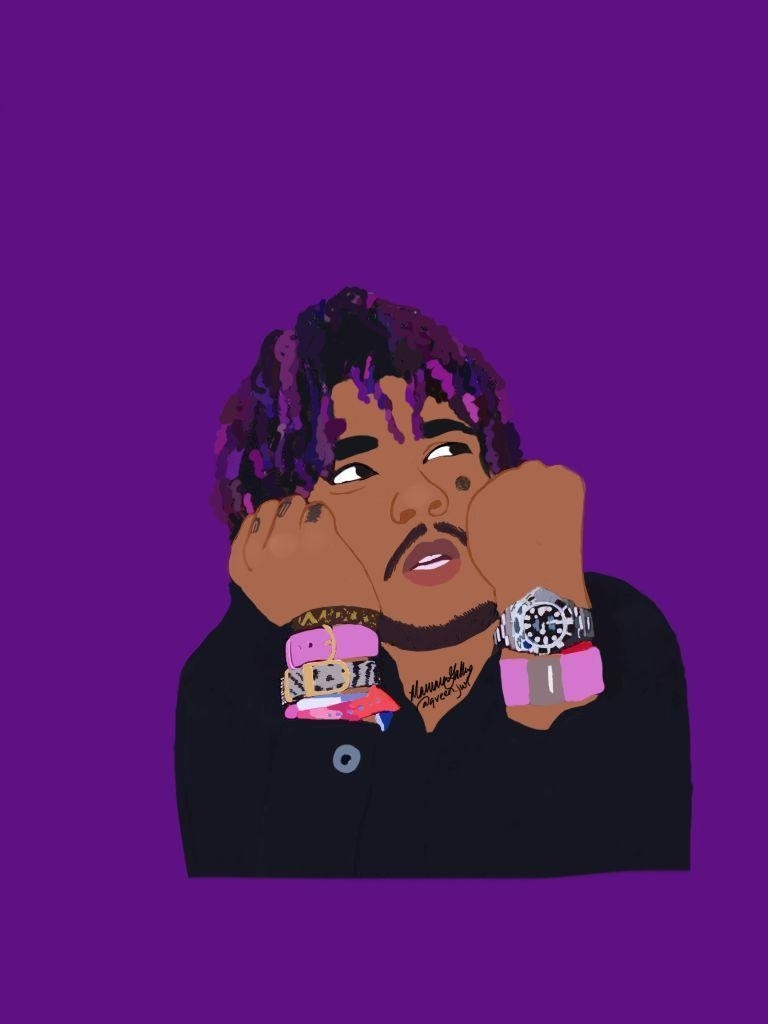 photo collection cartoon lil uzi vert wallpaper
