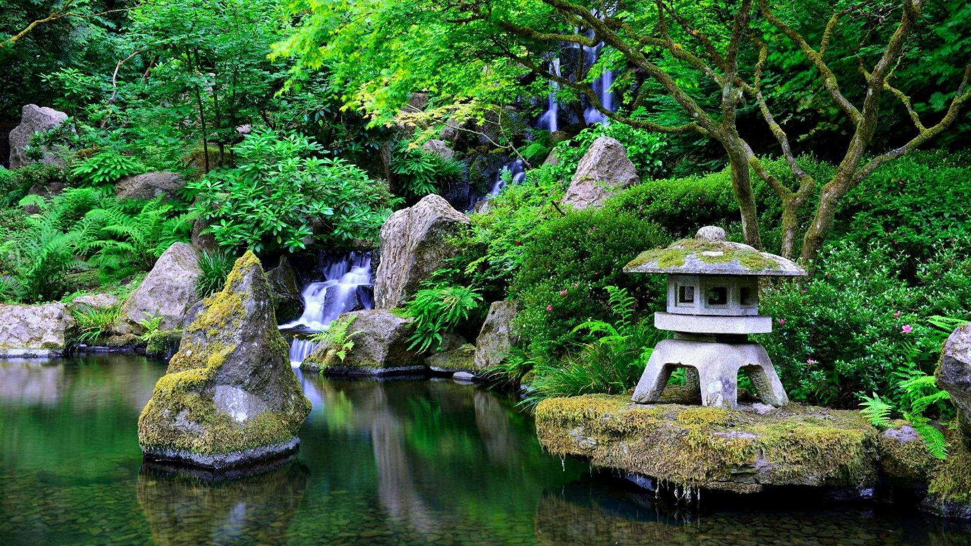 photos japanese garden - media file   pixelstalk