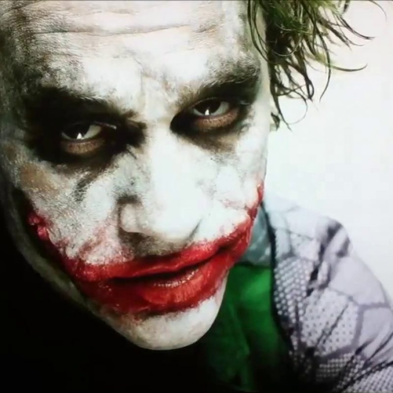 10 New Heath Ledger As Joker Pictures FULL HD 1920×1080 For PC Background 2018 free download photos of heath ledger testing out the joker costume for the dark 800x800