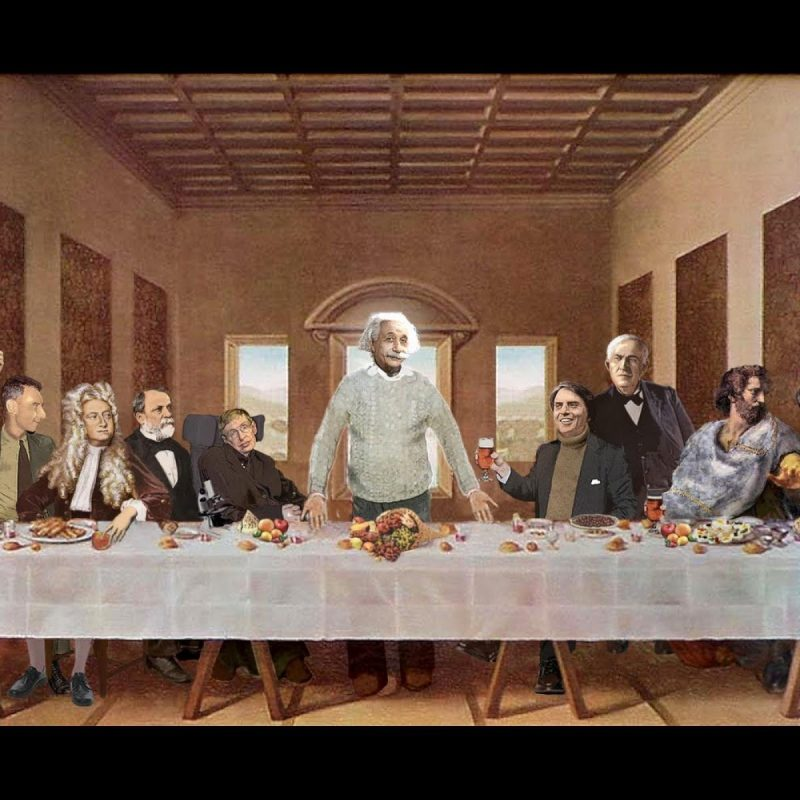 10 Best The Last Supper Wallpaper FULL HD 1080p For PC Background 2018 free download physics images last supper scientists hd wallpaper and background 800x800