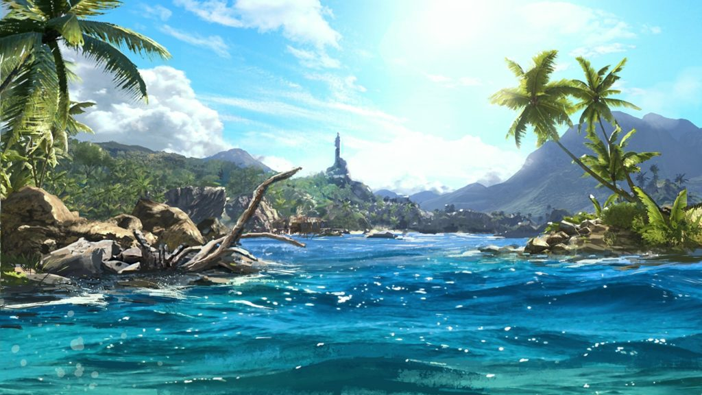 10 Top Far Cry 3 Wallpaper FULL HD 1080p For PC Desktop 2018 free download pictures far cry far cry 3 sea games tropics palm trees 2048x1152 1024x576