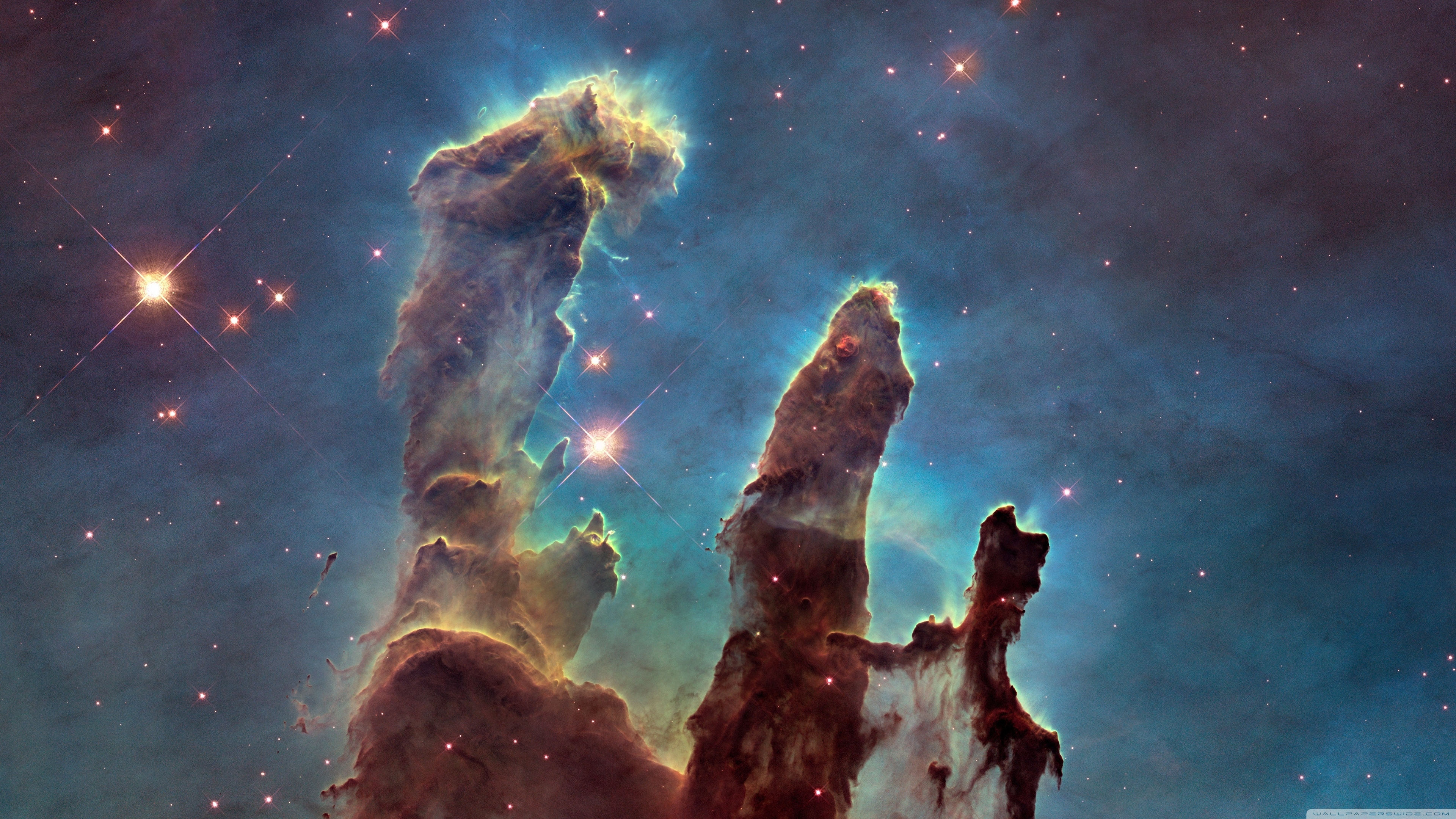 pillars of creation ❤ 4k hd desktop wallpaper for 4k ultra hd tv