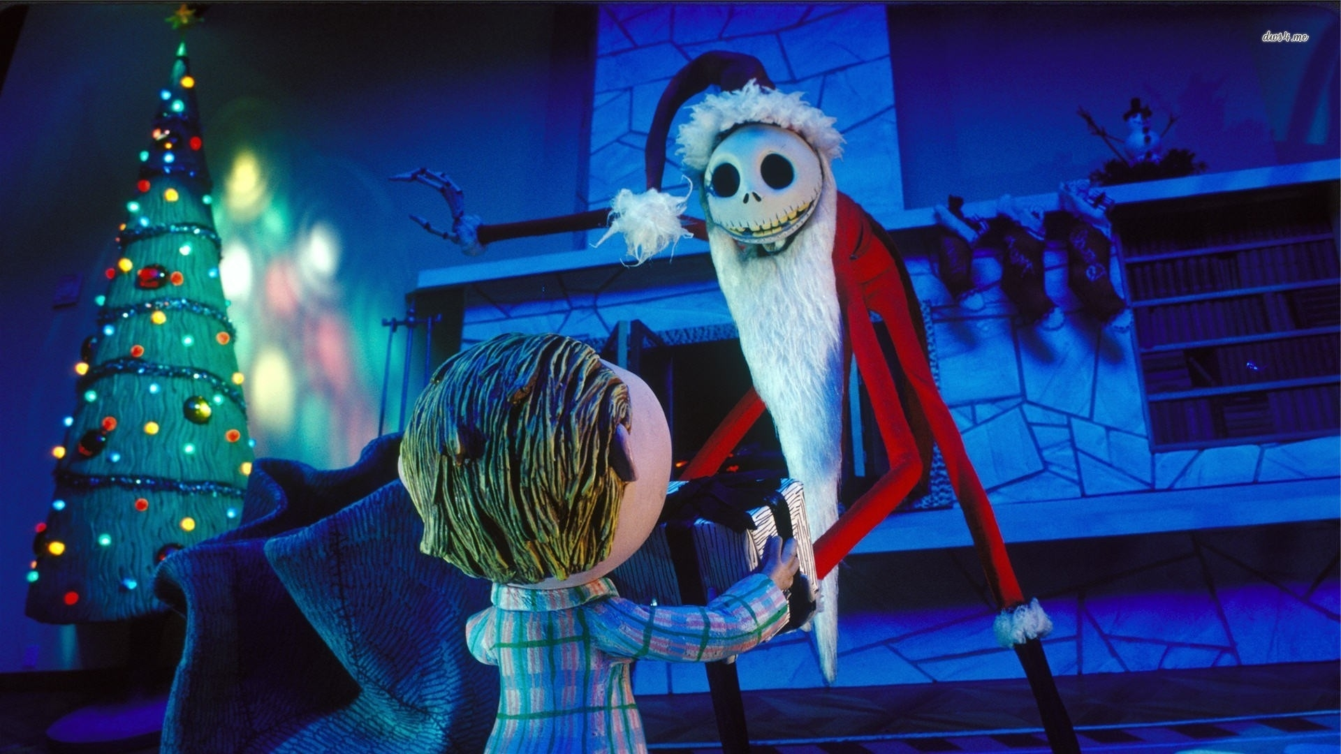 10 New Nightmare Before Christmas Christmas Wallpaper FULL HD 1920 ...