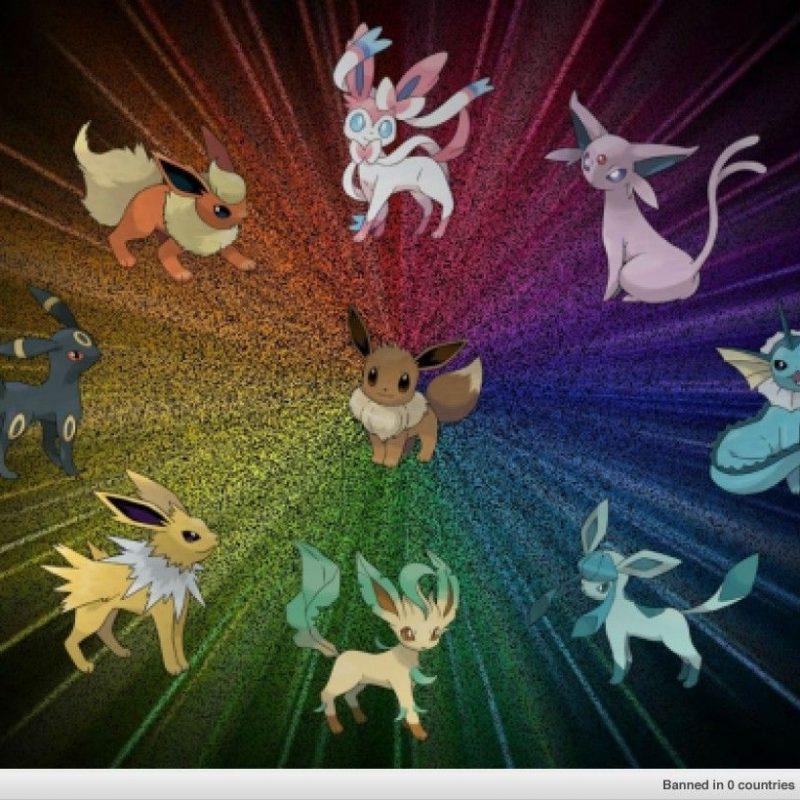 10 Top Pokemon Eevee Evolutions Wallpaper FULL HD 1920×1080 For PC Background 2020 free download pinjennifer williams on zelda clothes pinterest eevee 800x800