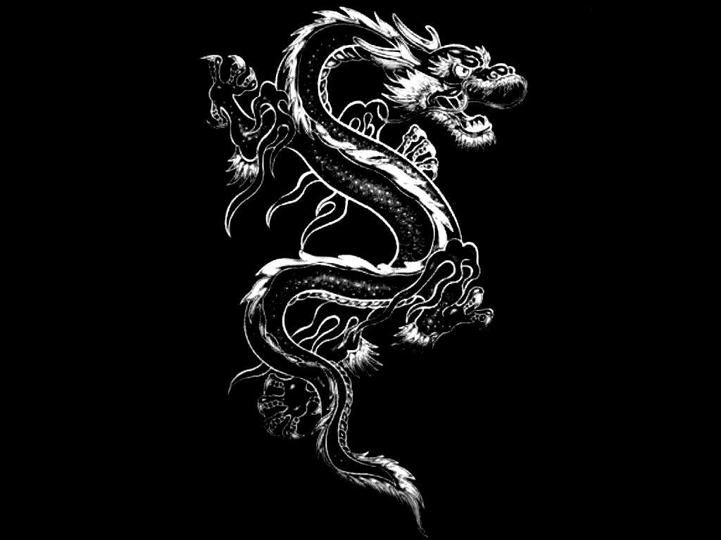обществе, китайский дракон картинки для телефона вам тут