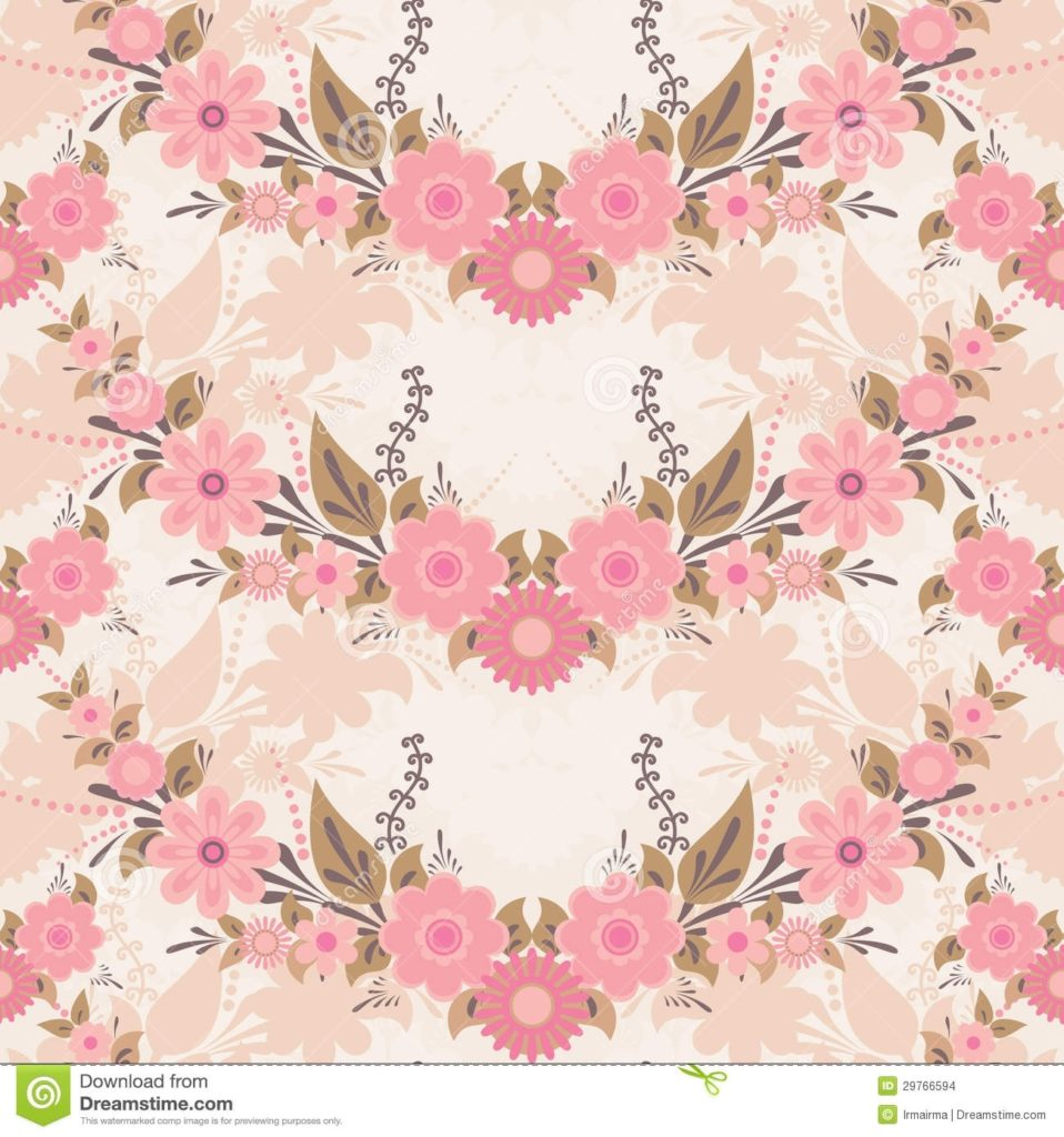 10 Most Popular Pink Floral Wall Paper FULL HD 1920×1080 For PC Desktop 2018 free download pink flower pattern stock vector illustration of backdrop 29766594 958x1024