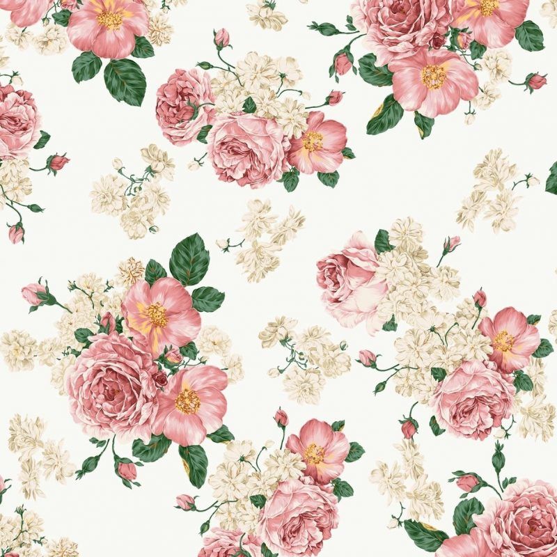 10 Top Desktop Wallpaper Vintage Floral FULL HD 1920×1080 For PC Background 2018 free download pink flowers wallpaper tumblr hd images wallpaperhdc prints 800x800