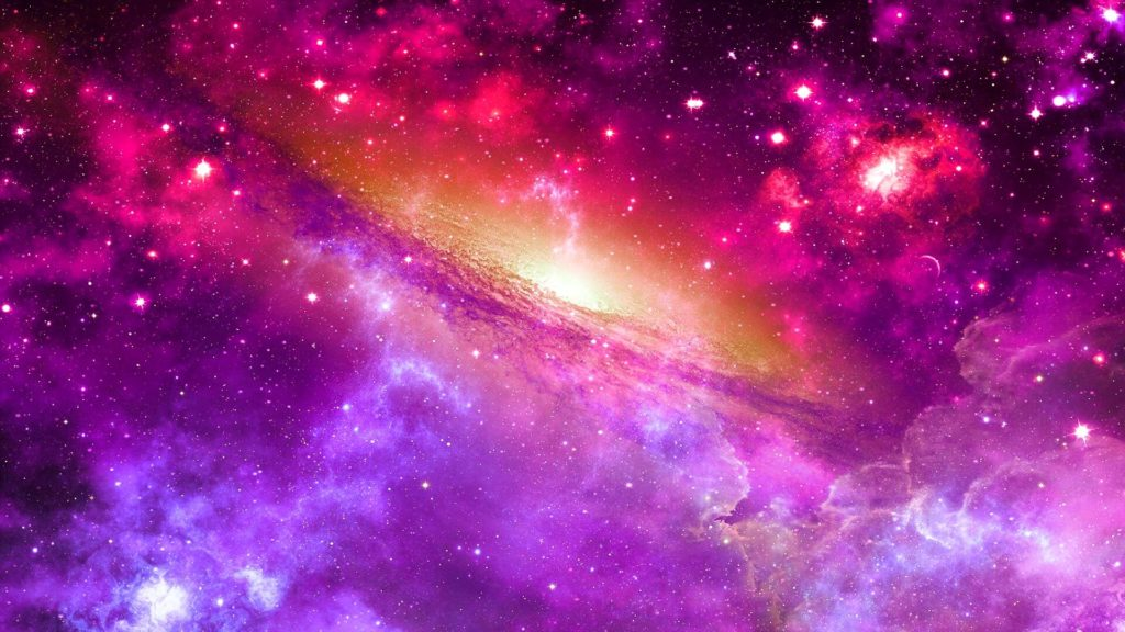 10 New Purple And Pink Galaxy FULL HD 1080p For PC Background 2018 free download pink galaxy album on imgur 1024x576