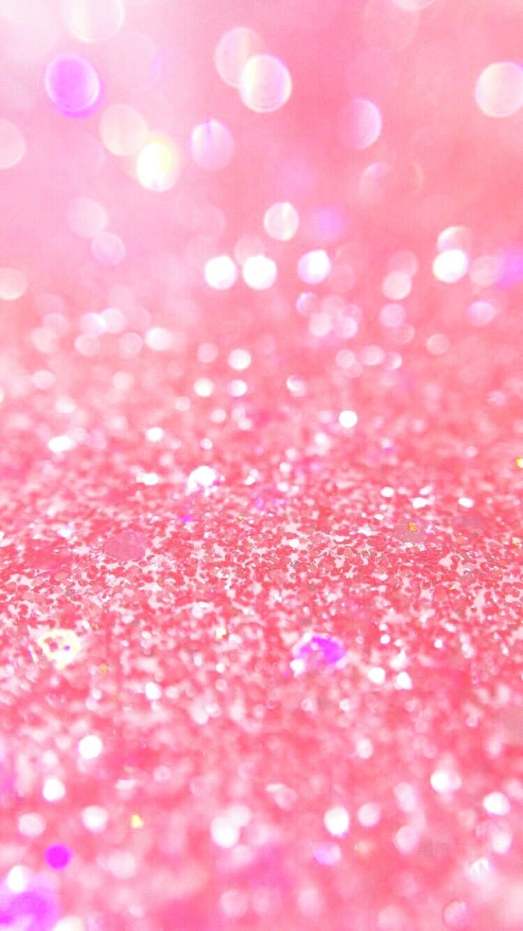 pink glitter wallpaper | <3 | pinterest | pink glitter wallpaper