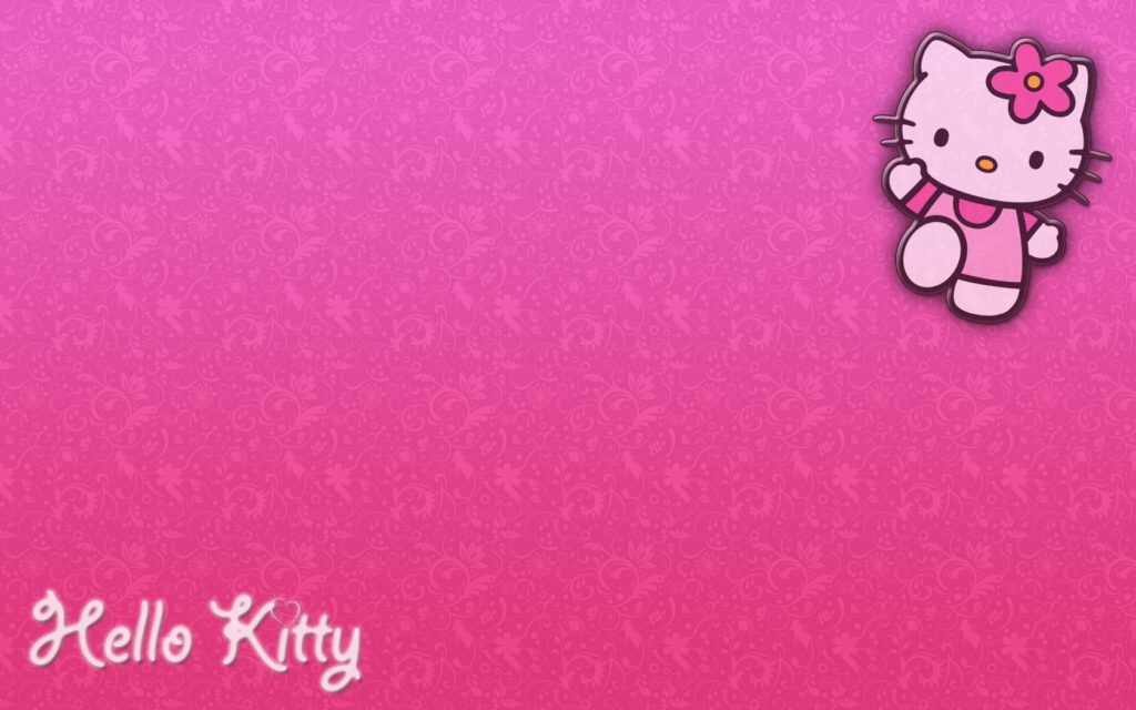 10 Top Pink Hello Kitty Wallpapers FULL HD 1920×1080 For PC Desktop 2018 free download pink hello kitty wallpaper baltana 1024x640