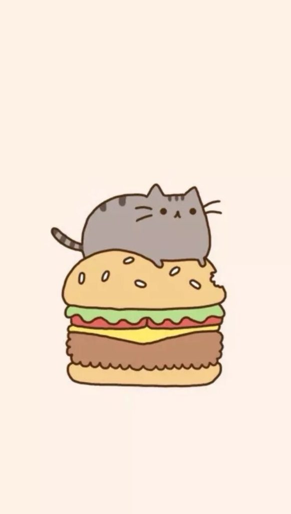 10 Best Pusheen The Cat Wallpaper FULL HD 1920×1080 For PC Background 2020 free download pinkelsey kerzman on phone wallpapers pinterest pusheen 581x1024