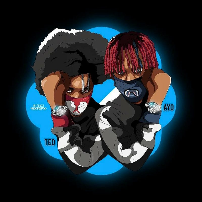 10 Most Popular Ayo And Teo Cartoon FULL HD 1920×1080 For PC Background 2020 free download pinnkosana nhlakanipho on triller pinterest bape wallpaper 1 800x800
