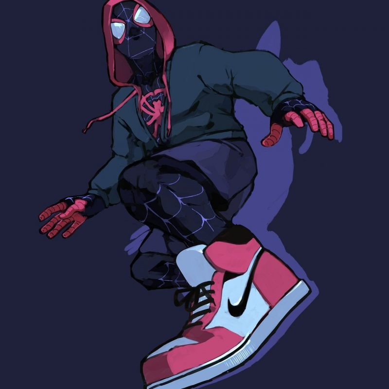 10 Top Miles Morales Spider Man Wallpaper FULL HD 1080p For PC Background 2018 free download pinteodora s on marvel pinterest miles morales marvel and 800x800