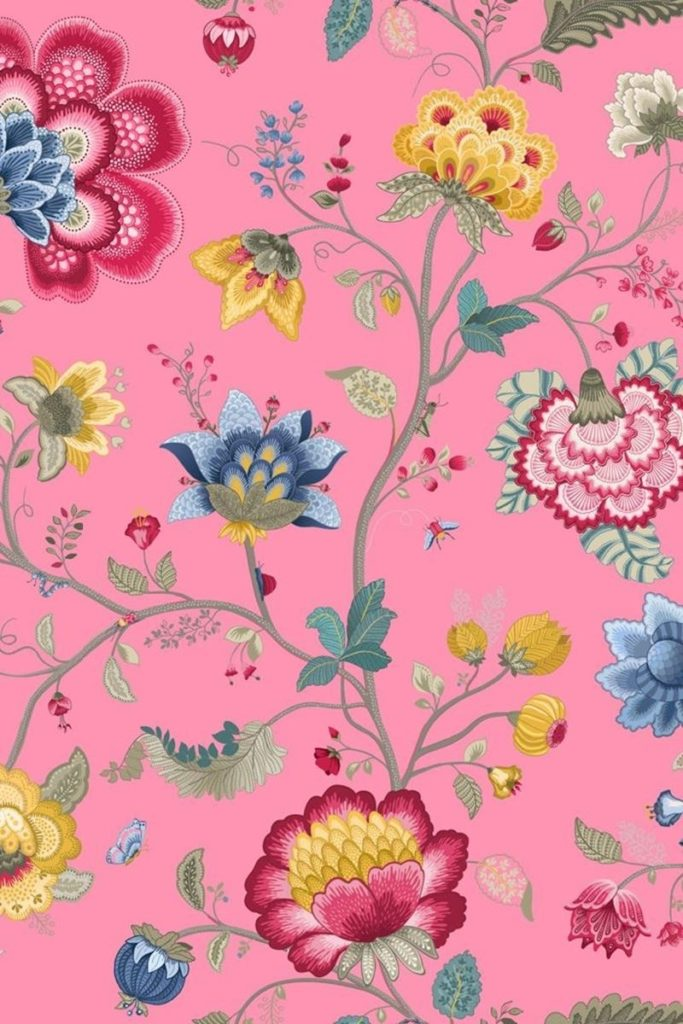 10 Most Popular Pink Floral Wall Paper FULL HD 1920×1080 For PC Desktop 2018 free download %name