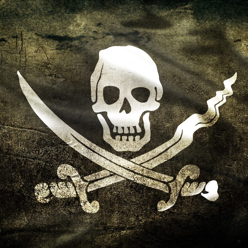10 Most Popular Skulls And Crossbones Wallpaper FULL HD 1080p For PC Background 2018 free download pirates flags skull and crossbones jolly roger free wallpaper 1 800x800