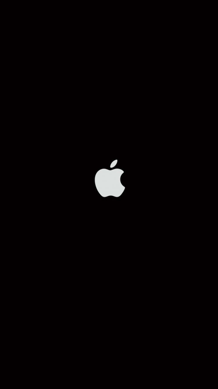 plain black iphone wallpaper | fond d'éran adidas, nike et apple