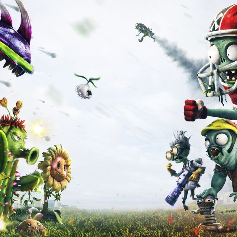10 New Plant Vs Zombies Wallpaper FULL HD 1920×1080 For PC Background 2018 free download plants vs zombies garden warfare wallpaper full hd fond decran and 800x800