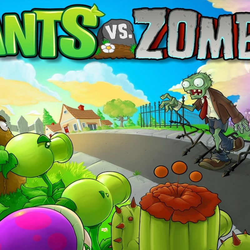10 New Plants Vs Zombies Background FULL HD 1920×1080 For PC Background 2018 free download plants vs zombies wallpapers best wallpapers 1 800x800