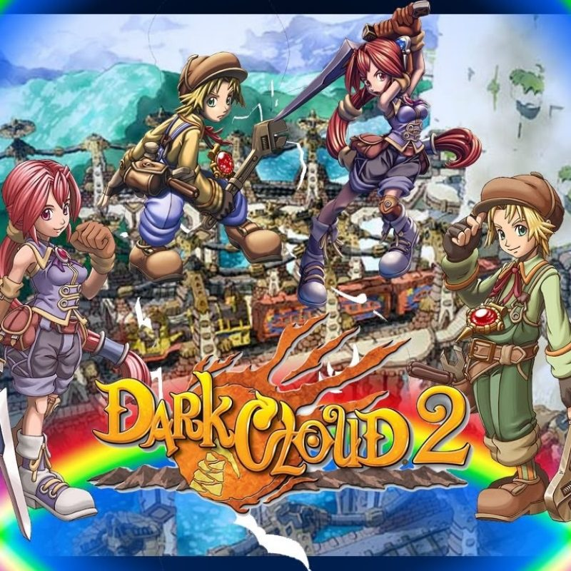 10 Most Popular Dark Cloud 2 Wallpaper FULL HD 1920×1080 For PC Desktop 2018 free download playin dark cloud 2 for playstation 2 on pc youtube 800x800