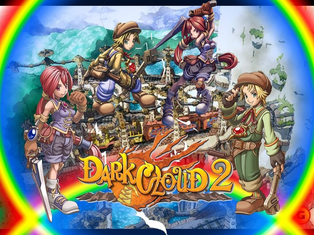 playin' dark cloud 2 for playstation 2 on pc - youtube