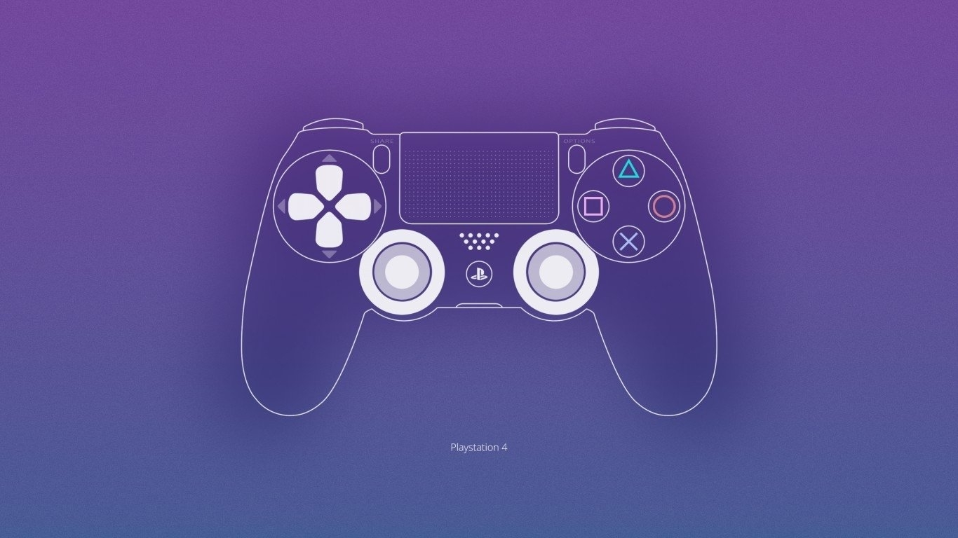 playstation 4 remort fond d'écran and arrière-plan | 1366x768 | id